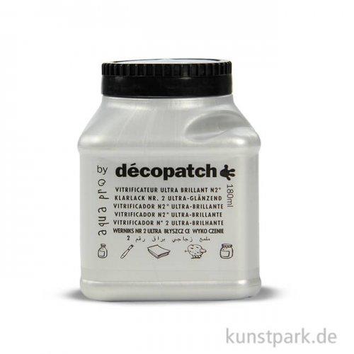DECOPATCH Klarlack ultrabrillant 180g