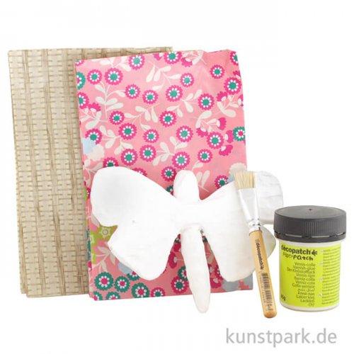 DECOPATCH Kit Mini - Schmetterling mit Zubehör