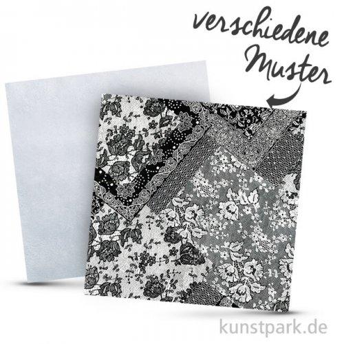 DECOPATCH Papiere Schwarz-Weiß