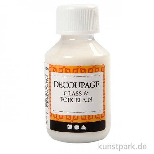 Decoupage-Lack für Glas und Porzellan