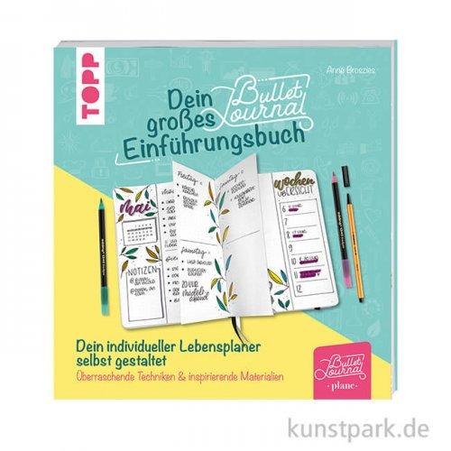 Dein kreatives Bullet-Journal-Einführungsbuch, Topp Verlag