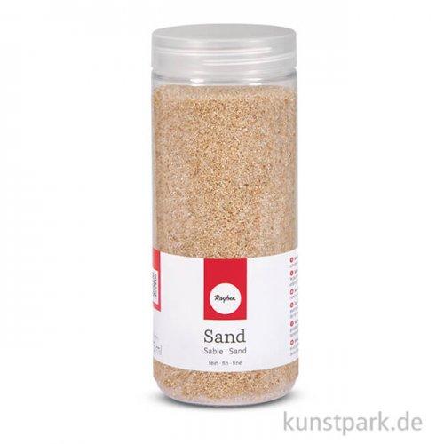 Deko-Sand Fein Beige, 0,1 - 0,5 mm, 475 ml