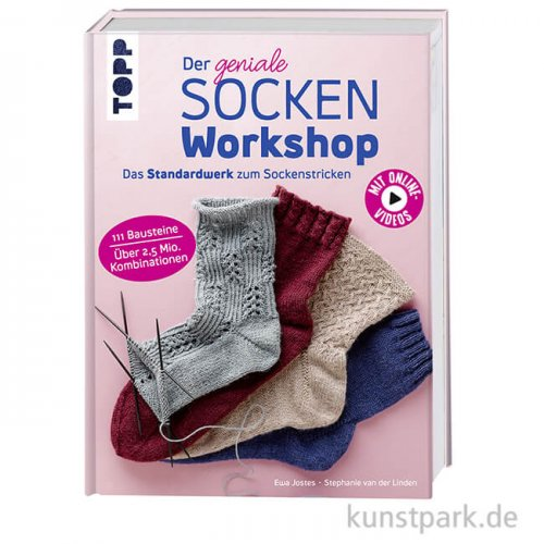 Der geniale Socken Workshop, Topp Verlag