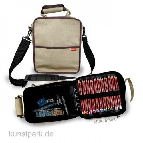 Derwent CARRY ALL Bag für bis zu 132 Stifte plus Zubehör