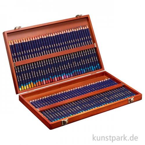 Derwent INKTENSE, 72 Tintenstifte im Holzkasten