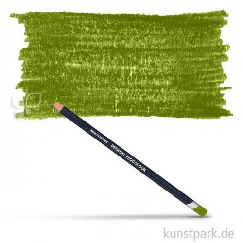 Derwent PROCOLOUR Buntstift einzeln Stift | 52 Olive Green