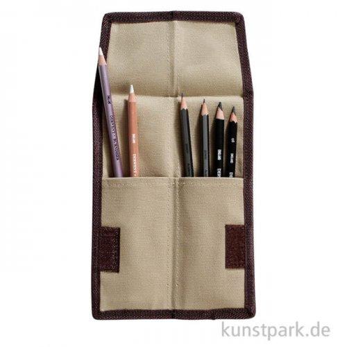 Derwent Stiftetasche für 12 Stifte