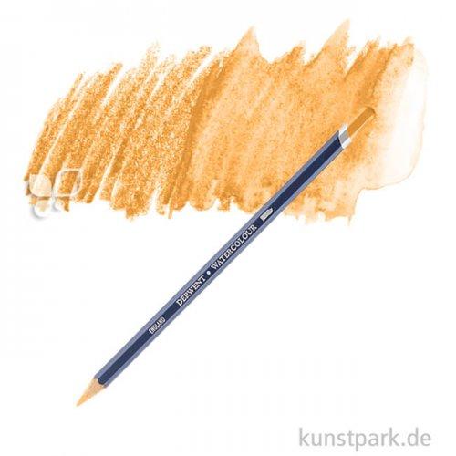 Derwent WATERCOLOUR Aquarellstift einzeln Stift | 58 Raw Sienna