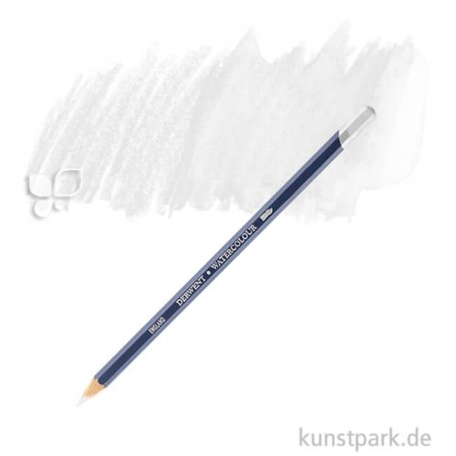 Derwent WATERCOLOUR Aquarellstift einzeln Stift | 72 Chinese White