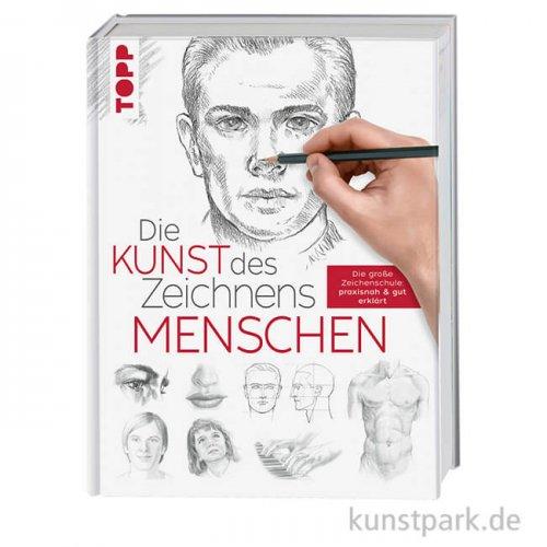 Die Kunst des Zeichnens - Menschen, Topp Verlag
