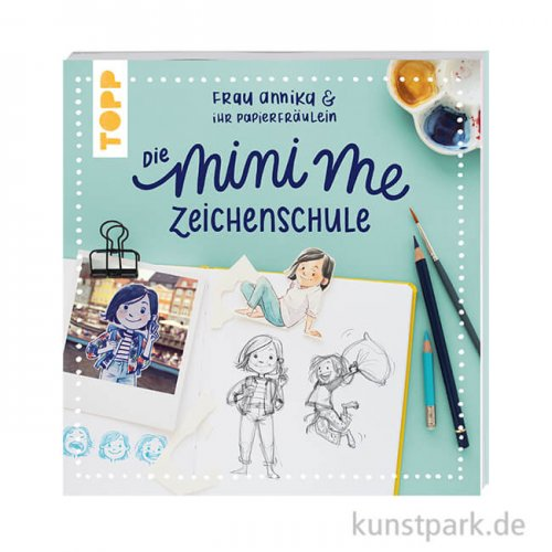 Die Mini-me Zeichenschule, Topp Verlag
