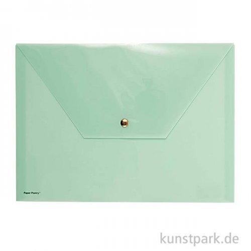 Dokumententasche - Mint