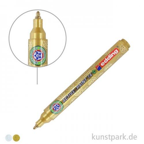 edding 74 M Active-Paint Marker