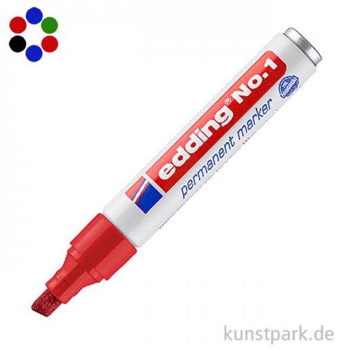edding No.1 Permanent Marker