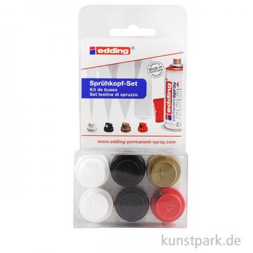 edding Permanent Spray - Sprühkopf-Set
