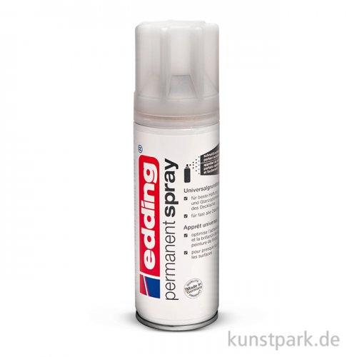 edding Permanent Spray - Universalgrund Grau, 200 ml