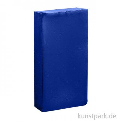 Encaustic Farbe Wachsblock   22 Ultramarinblau