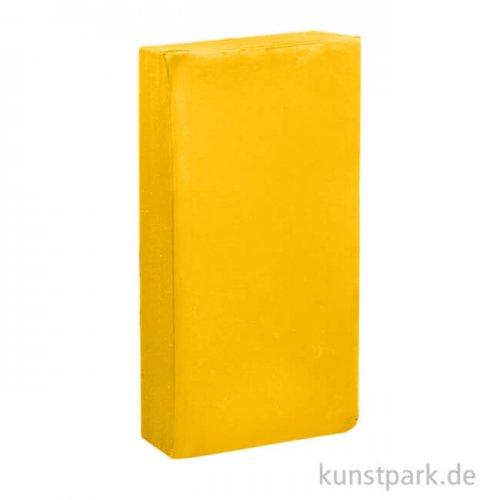 Encaustic Farbe Wachsblock | 48 Goldgelb