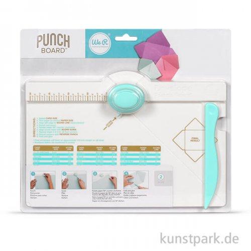 Envelope Punch Board zum Schneiden und Falzen
