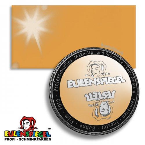 Eulenspiegel Profi-Aqua Körpermalfarbe 20 ml | Perlglanz-Gold