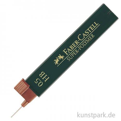 Faber-Castell Ersatzminen TK-Fine 0,5 mm, 12 Stück HB