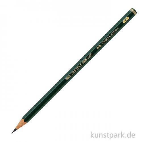 Faber-Castell 9000, Bleistift einzeln weich - 4B