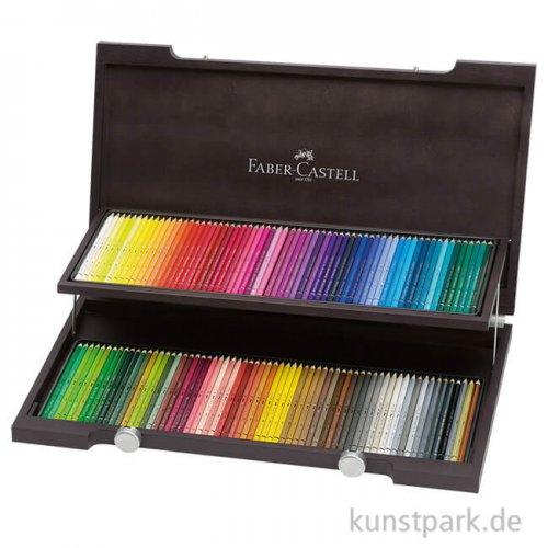 Faber-Castell ALBRECHT DÜRER, 120 Aquarellstifte im Holzkoffer