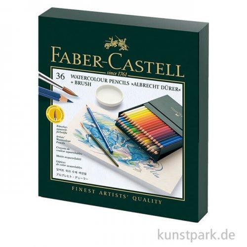 Faber-Castell ALBRECHT DÜRER, 36 Aquarellstifte in Atelierbox