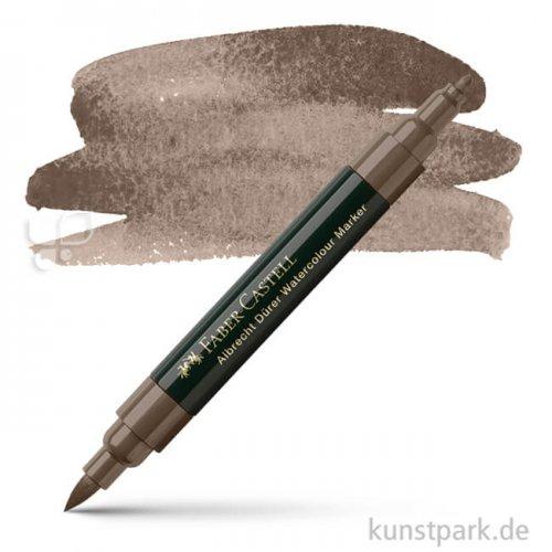 Faber-Castell ALBRECHT DÜRER Aquarellmarker einzeln Stift | 175 Sepia dunkel