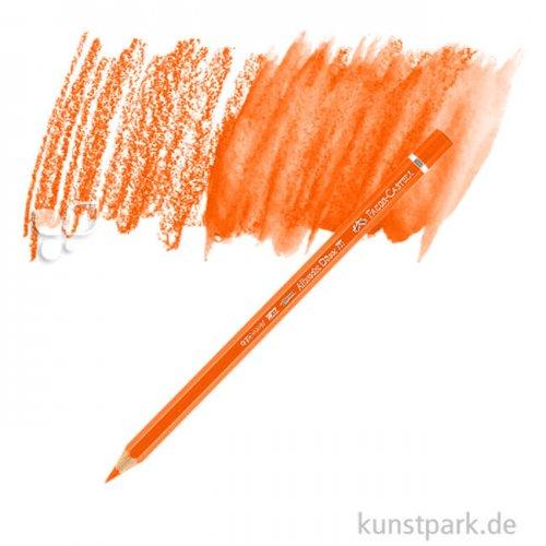 Faber-Castell ALBRECHT DÜRER Aquarellstift einzeln Stift | 115 Kadm. Orange dkl.