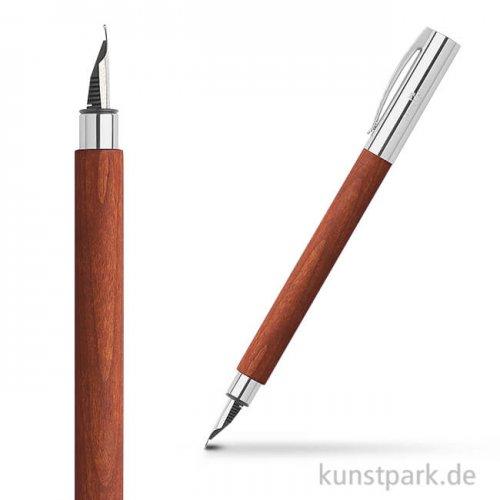 Faber-Castell AMBITION Füllhalter Birnbaum