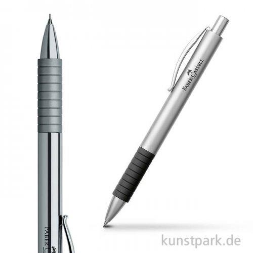 Faber-Castell BASIC Druckbleistift Metall Glänzend