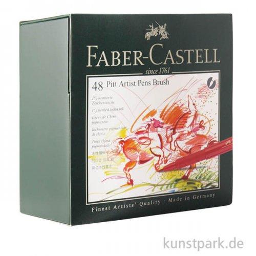 Faber-Castell pen BRUSH - 48er Komplett Set