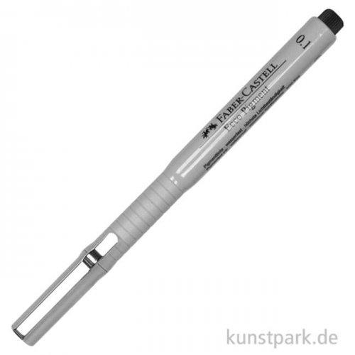 Faber-Castell ECCO PIGMENT Fineliner 0,1 mm