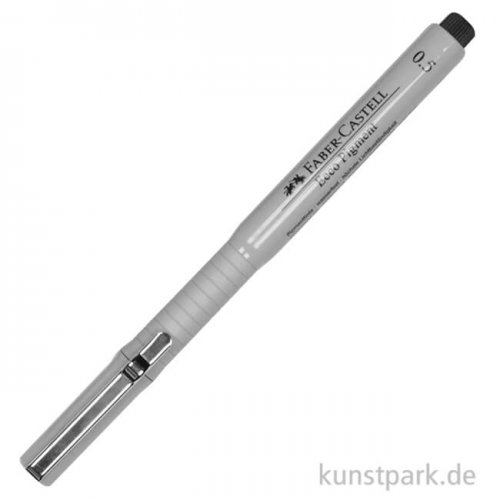 Faber-Castell ECCO PIGMENT Fineliner 0,5 mm