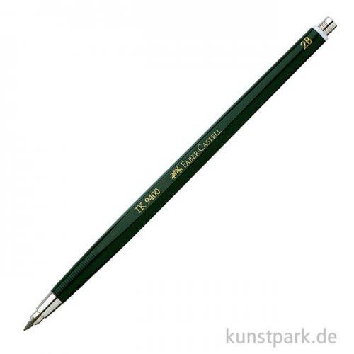 Faber-Castell Fallminenstift TK-9400, 2 mm 2B