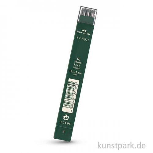 Faber-Castell Fallminen TK-9071, 3,15 mm, 10 Stück