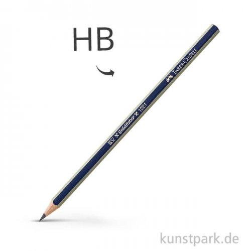 Faber-Castell GOLDFABER 1221 Bleistift HB