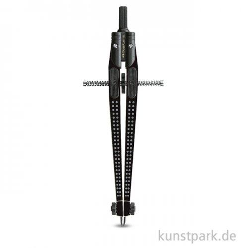 Faber-Castell GRIP 2001 Schnellverstellzirkel - schwarz