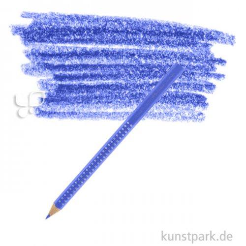 Faber-Castell JUMBO Grip einzeln Stift | 51 Helioblau rötlich