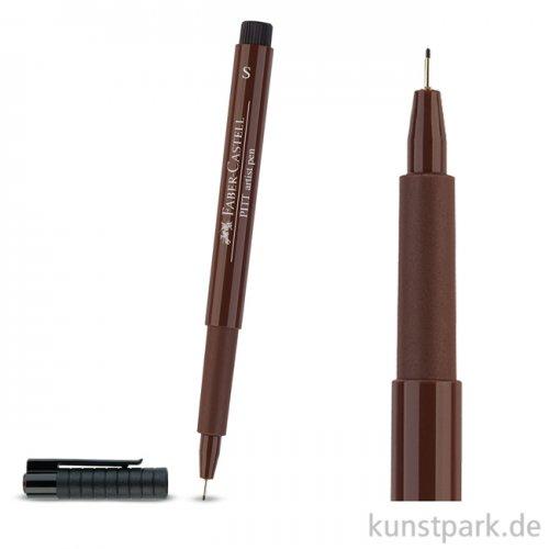 Faber-Castell PITT Artist Pen - 75 Sepia Fein