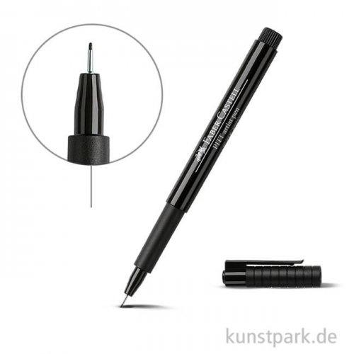 Faber-Castell PITT Artist Pen - 99 Schwarz Superfein