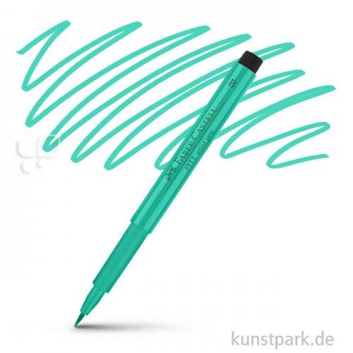 Faber-Castell PITT Artist Pen Brush einzeln Stift   153 Kobalttürkis