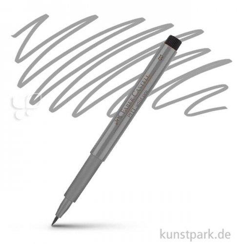 Faber-Castell PITT Artist Pen Brush einzeln Stift | 233 Kaltgrau IV