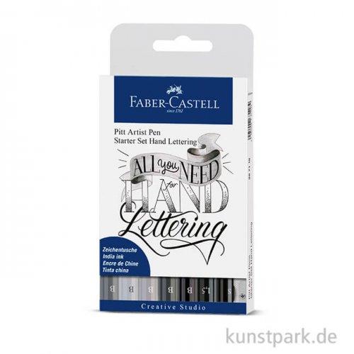 Faber-Castell PITT Artist Pen Handlettering Starterset