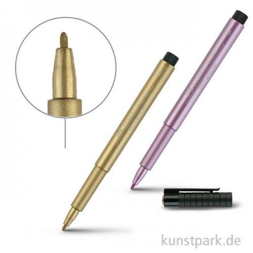 Faber-Castell PITT Artist Pen Metallic einzeln