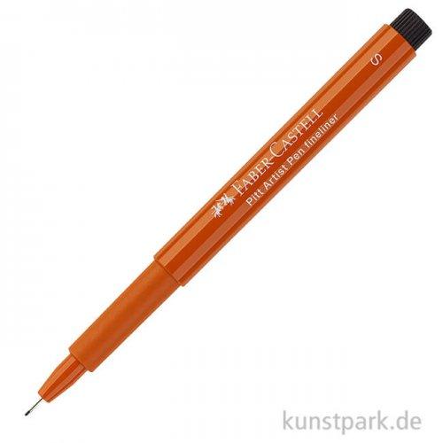 Faber-Castell PITT Artist Pen - 88 Rötel