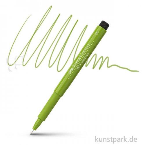 Faber-Castell PITT Artist Pen S einzeln Stift | 170 Maigrün