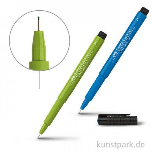 Faber-Castell PITT Artist Pen S einzeln