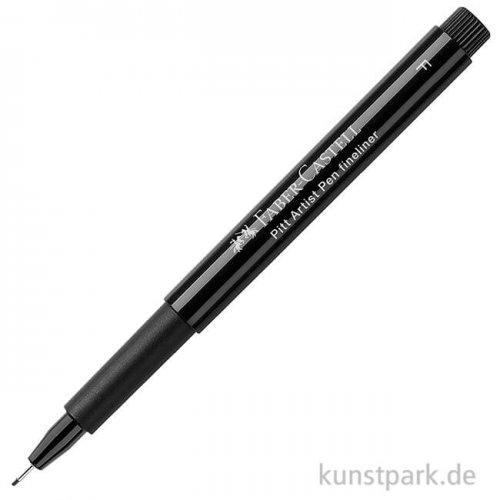 Faber-Castell PITT Artist Pen - 99 Schwarz Fein
